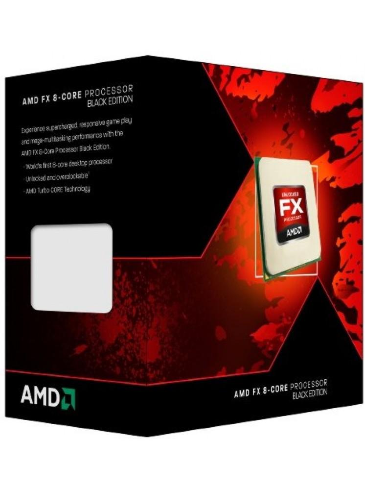 AMD Piledriver FX-8350, 4.0GHz Eight Core Processor (Socket AM3+)